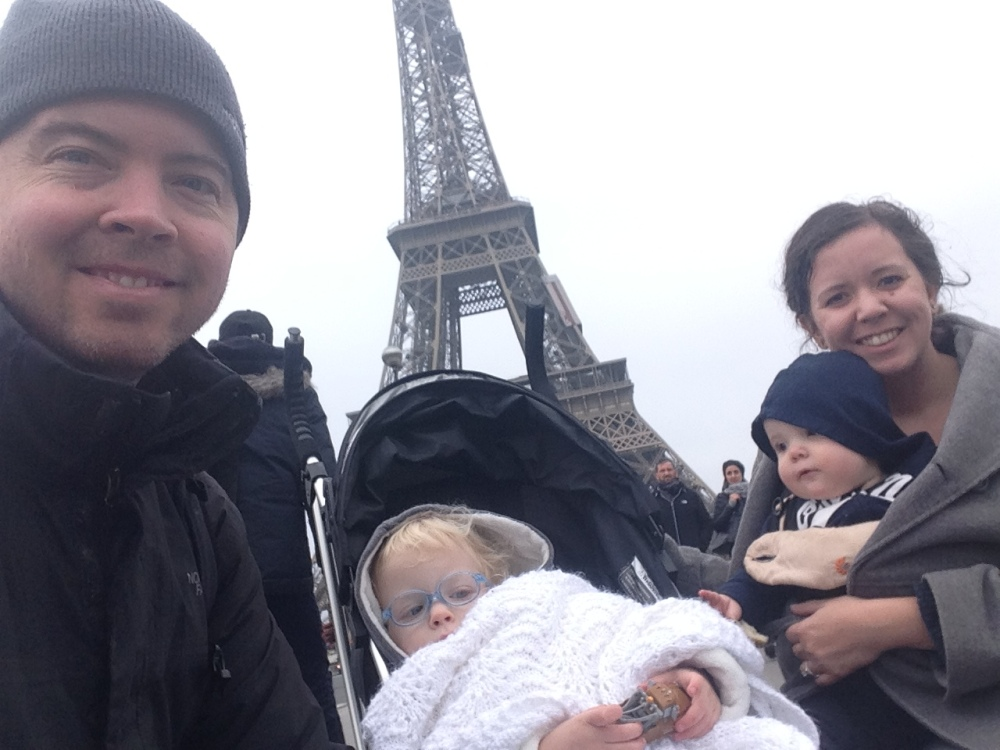 Eiffel Tower Family